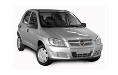 Car Hire SALTA  GM Celta