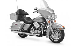 Car Hire CHICAGO  Harley Electra Glide