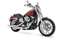 Car Hire CHICAGO  Harley Low Rider