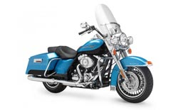 Autoverhuur ATLANTA  Harley Road King