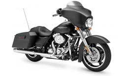 Car Hire CHICAGO  Harley Street Glide