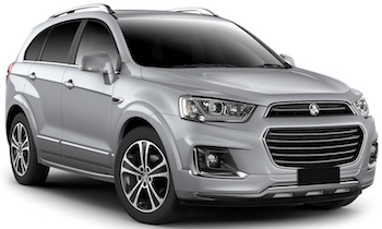 arenda avto QUEENSTOWN  Holden Captiva