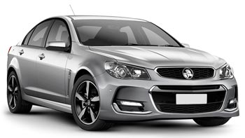 Mietwagen WELLINGTON  Holden Commodore