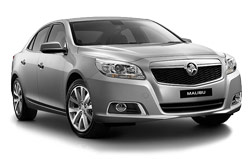 Car Hire HOBART  Holden Malibu