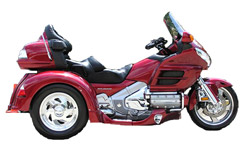 Alquiler LAS VEGAS  Honda 3 Wheel Trike