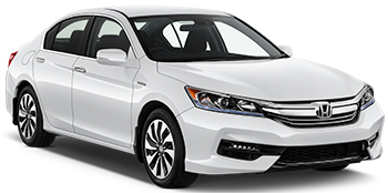 Car Hire HADERA  Honda Accord