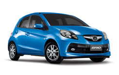 Car Hire KRABI  Honda Brio