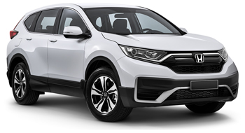 Car Hire DAVAO  Honda CRV