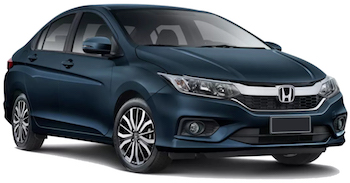 Honda City 4 dr