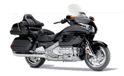 Car Hire CHICAGO  Honda Gold Wing