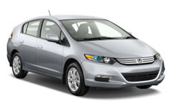 Car Hire ROSH HAAIN  Honda Insight