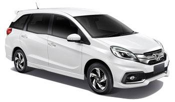 Autoverhuur POINTE AUX PIMENTS  Honda Mobilio