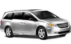 Car Hire ABU DHABI  Honda Odyssey