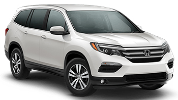 Car Hire CANCUN  Honda Pilot