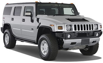 Car Hire MADRID  Hummer H2