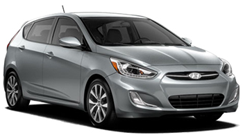 Car Hire SKUKUZA  Hyundai Accent