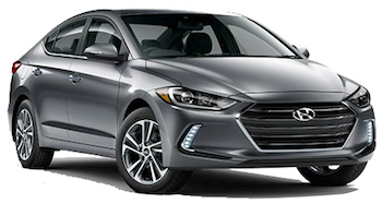Car Hire COSTA CALMA  Hyundai Elantra
