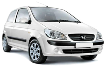 Car Hire NOUMEA  Hyundai Getz