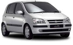 Autoverhuur BONAIRE  Hyundai Getz