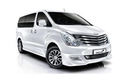 Location de voitures DAVAO  Hyundai Grand Starex