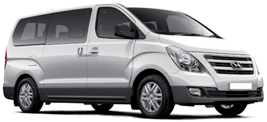 Car Hire PAPEETE  Hyundai H1