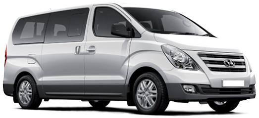 Hyundai H1 Minivan 8 pax