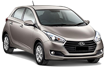 Car Hire PIRACICABA  Hyundai HB20