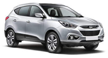 Location de voitures SAINT DENIS  Hyundai IX 35
