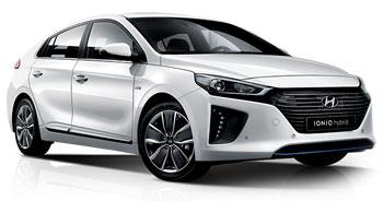 Hyundai Ionic Hybrid