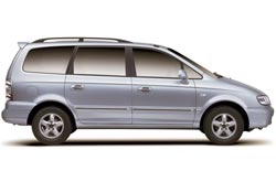 Car Hire OYSTER BAY  Hyundai Trajet