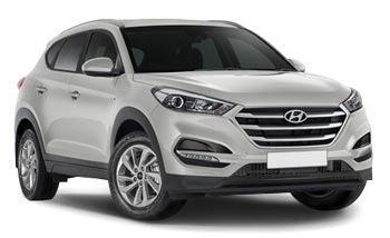 Location de voitures SAINT BARTHELEMY  Hyundai Tucson