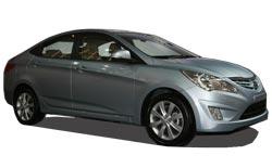 Car Hire AMMAN  Hyundai Verna