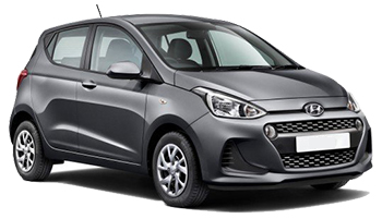 Car Hire BENIDORM  Hyundai i10