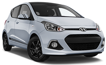 Car Hire WALSRODE  Hyundai i10