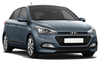 Car Hire SPLIT  Hyundai i20