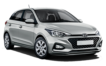 Car Hire CHARLESTOWN  Hyundai i20