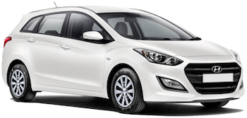 Car Hire LUTON  Hyundai i30 Wagon