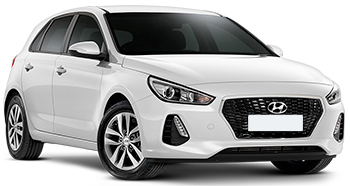 Car Hire CHARLESTOWN  Hyundai i30
