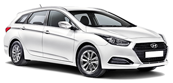 Location de voitures BRIGHTON  Hyundai i40 wagon