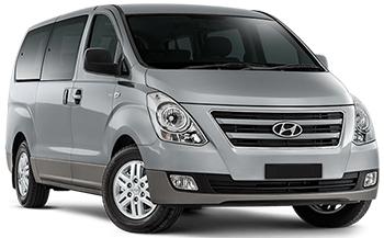Hyundai iMax 8 Pax
