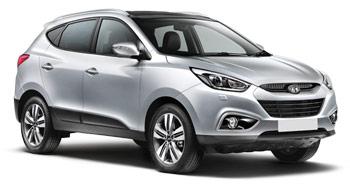 Hyundai ix35 4x4