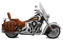 Car Hire BRANSON  Indian Chief Vintage