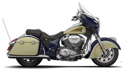 Alquiler ATLANTA  Indian Chieftain