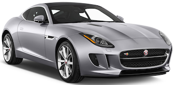 Car Hire CANNES  Jaguar F Type Convertible