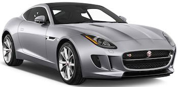 Jaguar F Type Cabrio