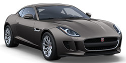 Autonoleggio EDINBURGH  Jaguar F Type