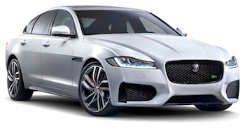 Car Hire ARNHEM  Jaguar XF