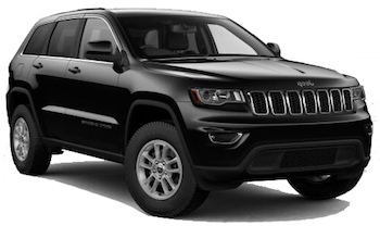 Car Hire VANCOUVER  Jeep Grand Cherokee