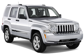 Location de voitures GEORGETOWN  Jeep Liberty