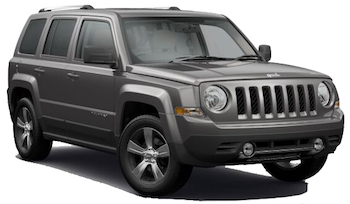 Car Hire VANCOUVER  Jeep Patriot